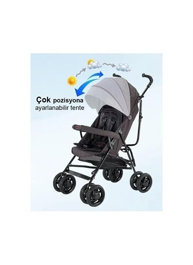 Baby2go Baby2Go 2012 Eko Baston Bebek Arabası fsb Gri